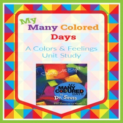My Many Colored Days – Color & Feelings Unit