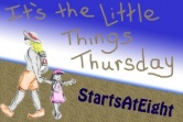 "It's the Little Things Thursday ~ The ""F"" Word"
