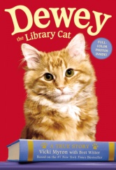 Book Review ~ Dewey the Library Cat