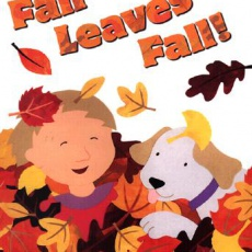 Fall Leaves Fall ~ Leaf books & Craft