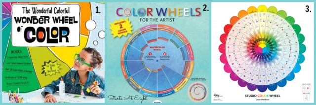 Teaching The Color Wheel Resources from Starts At Eight