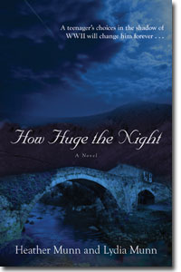 Book Review: How Huge the Night from Starts At Eight