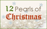 3rd Annual Pearl Girls 12 Pearls of Christmas ~ Introduction