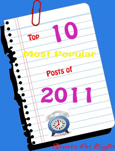 Top 10 2011blog