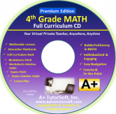 Review of A+ Interactive Math – Grade 4