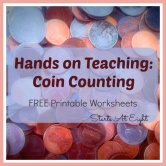 Hands on Teaching: Coin Counting – Free Printable Worksheets