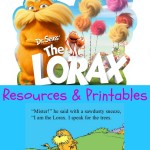 Dr. Seuss's The Lorax Resources & Printables