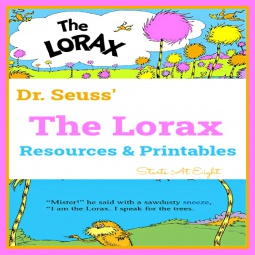 Dr. Seuss' The Lorax Resources & Printables