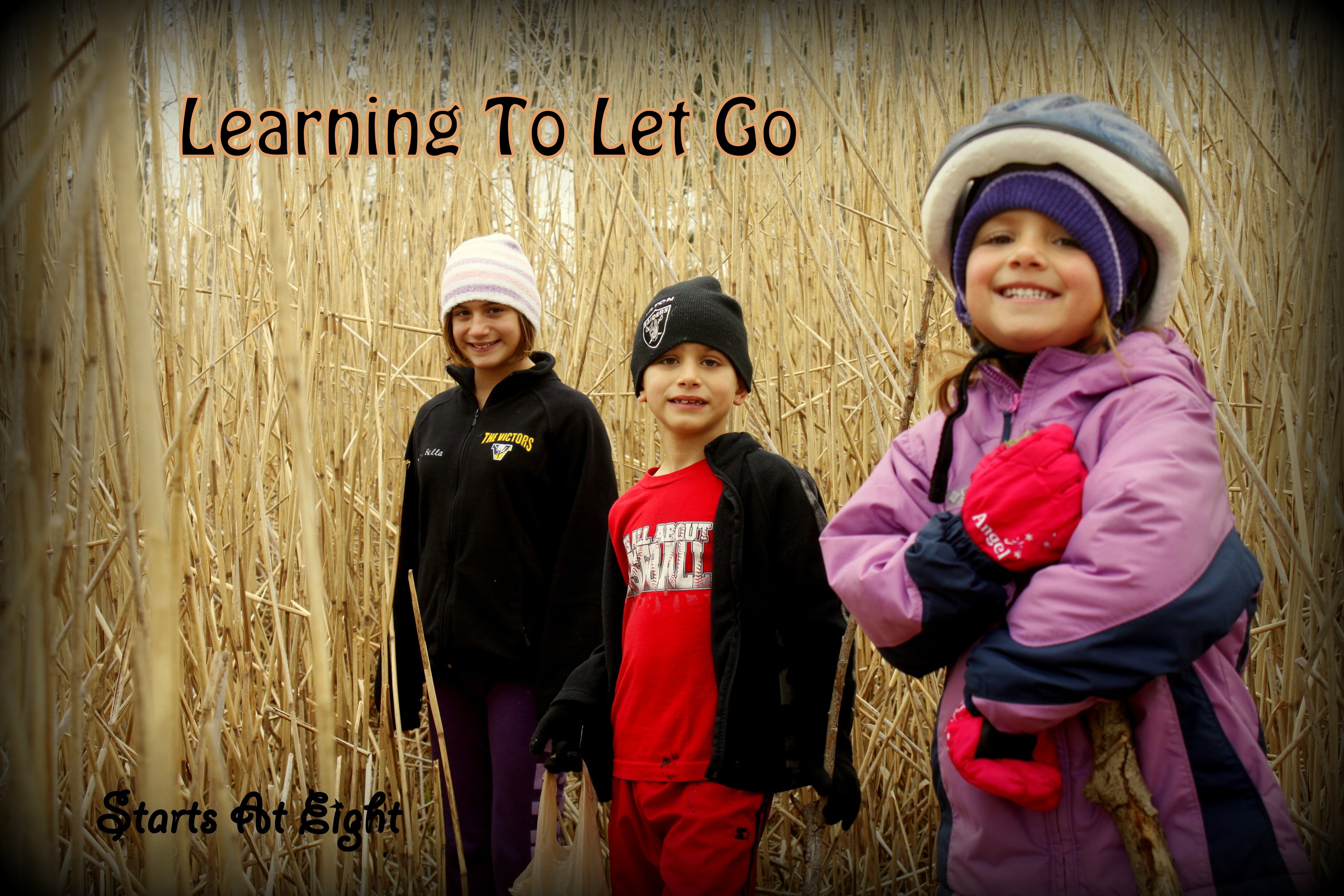 Learning to Let Go of Your Homeschool Plan