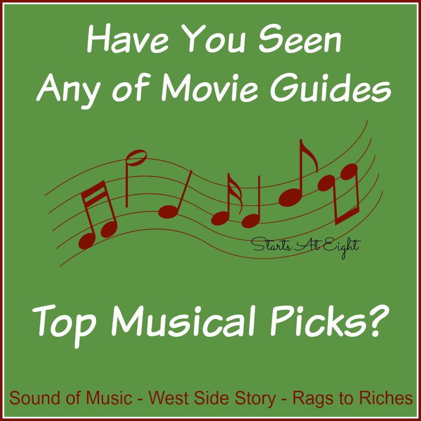 Have You Seen Any of Music Guides Top Musical Picks? from Starts At Eight
