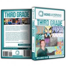 Review: HomeArtStudio ~ Third Grade