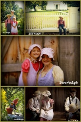 Weekly Wrap-Up ~ Genesee Country Village ~ 9/14/12