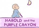Harold and the Purple Crayon Unit ~ Discussion Questions & Activities