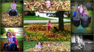 Weekly Wrap-Up ~ Week 7 ~ Rake The Leaves ~ 10/19/12