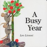 A Busy Year by Leo Lionni ~ Seasons & Months Printables & Resources from Starts At Eight