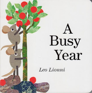 A Busy Year by: Leo Lionni ~ Seasons & Months Printables - StartsAtEight