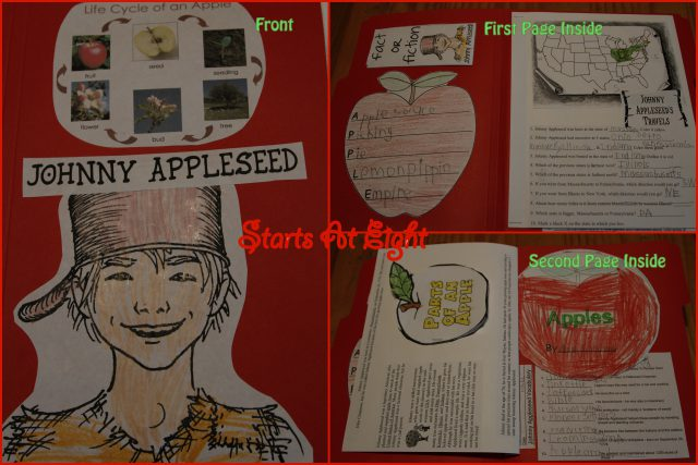 Johnny Appleseed / Apple Unit from Starts At Eight