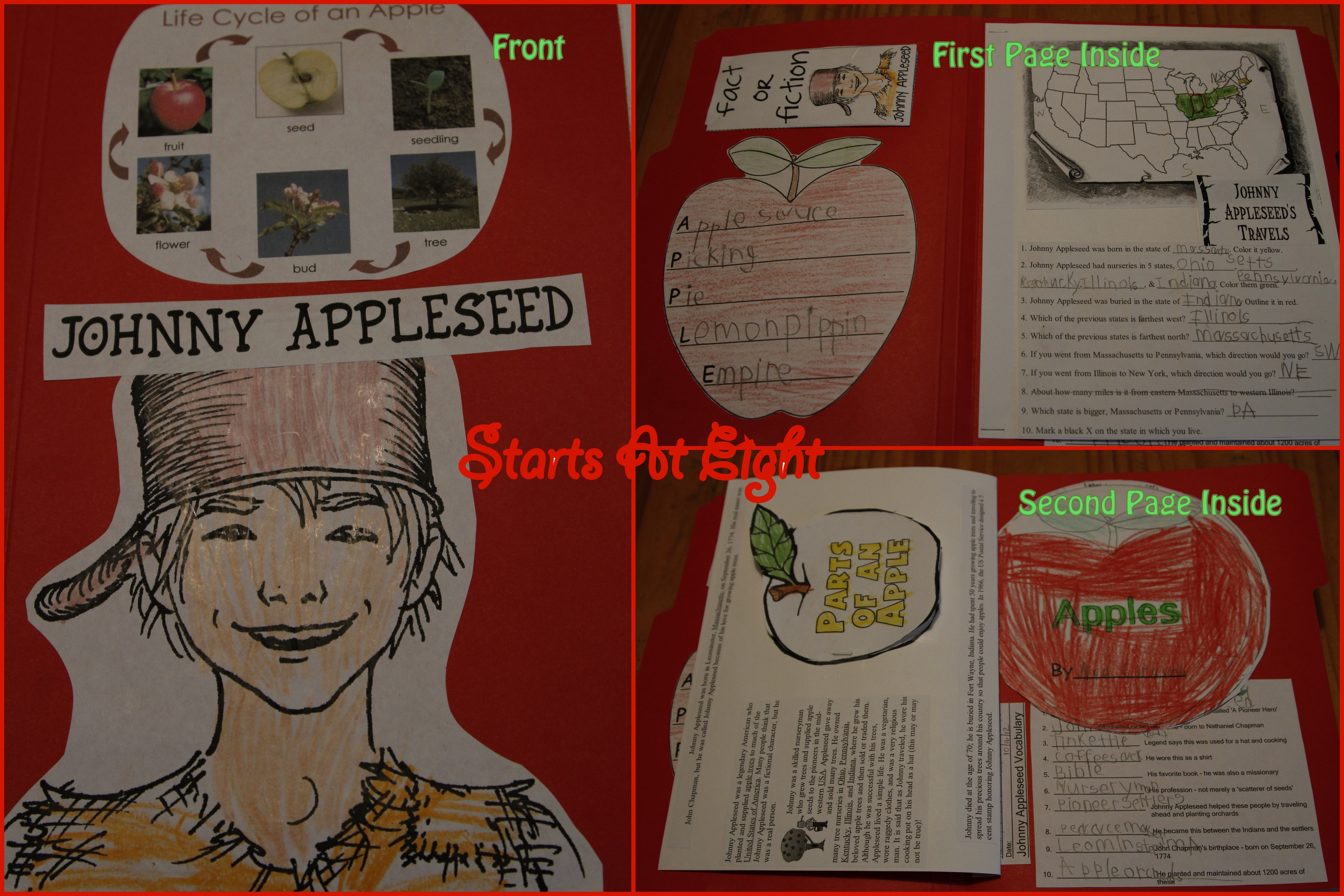 Free coloring page johnny appleseed - Free Coloring Page Johnny Appleseed 34