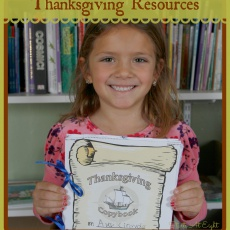 Thanksgiving Resources ~ Elementary Grades