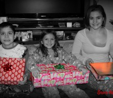 Wordless (almost) Wednesday ~ Christmas Memories 2012