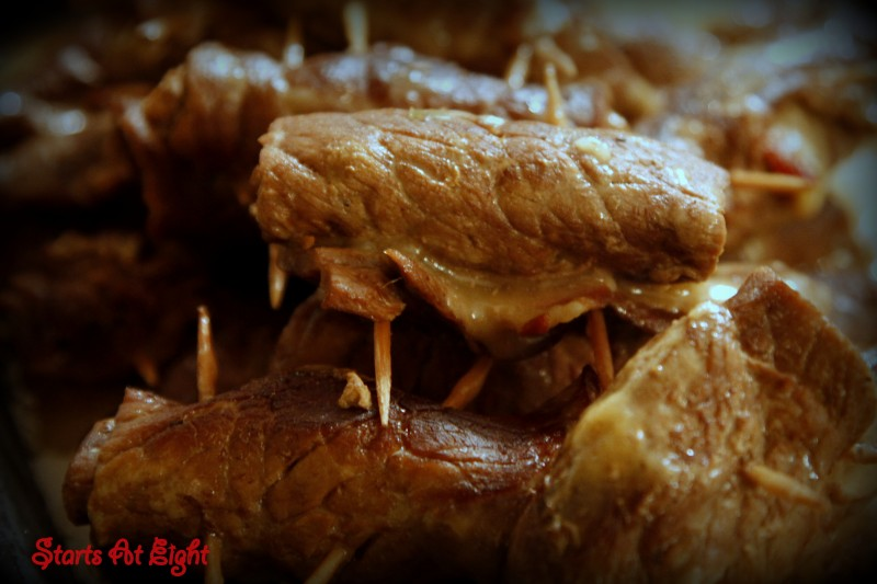 Rouladen ~ A German Meat Dish from StartsAtEight