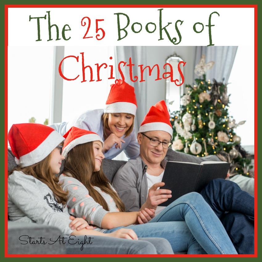 The 25 Books of Christmas