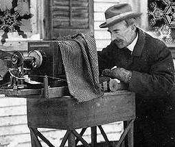 "Wilson ""Snowflake"" Bentley Unit – Including Crafts"