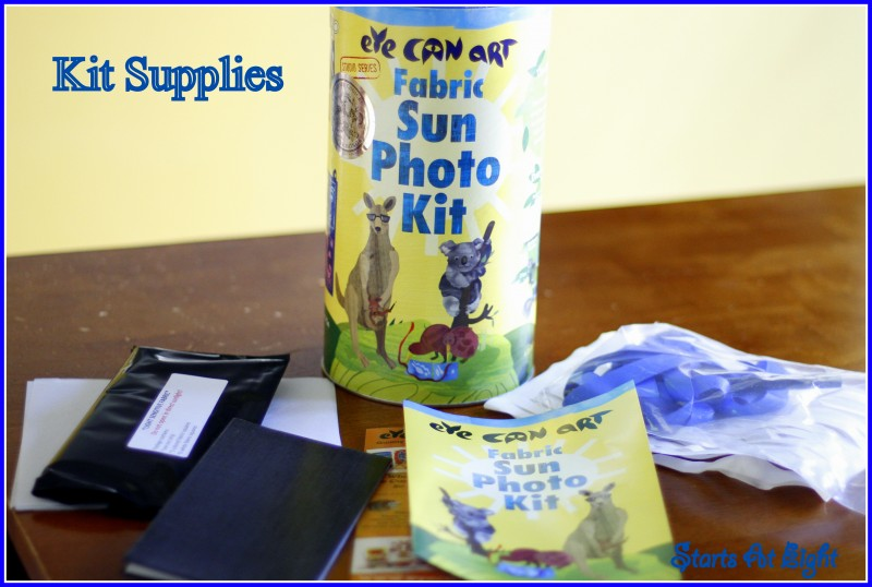 Eye Can Art Kit Supplies