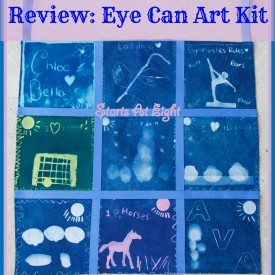 Review: Eye Can Art Kit