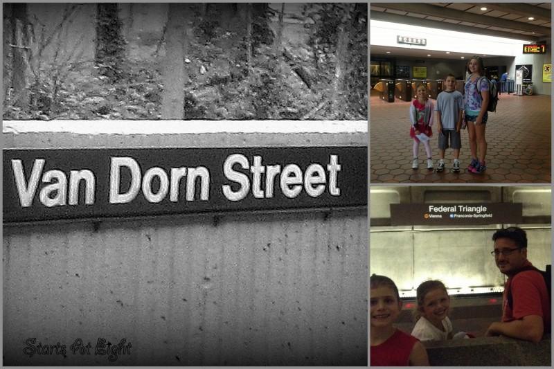 Metro Collage