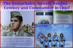 Book Review: The Remarkable Ronald Reagan ~ Cowboy and Commander in Chief