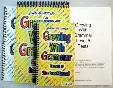 Growing with Grammar Level 5