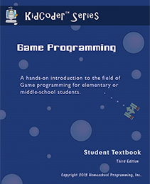Kid Coder - Game Programming
