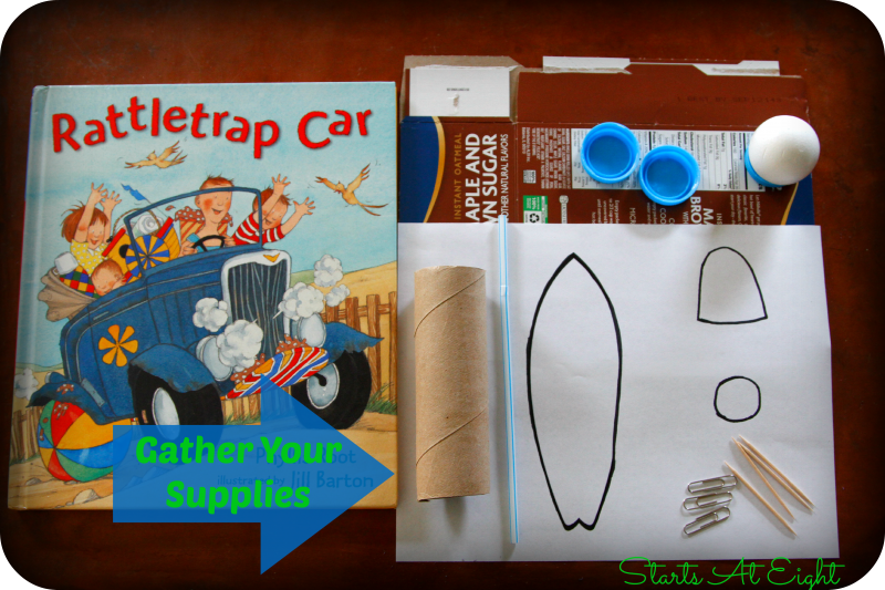 Rattletrap Car Craft Supplies