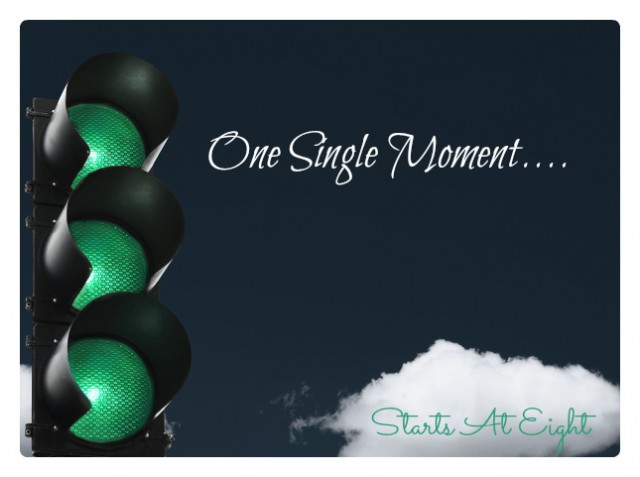 One Single Moment