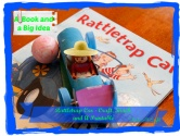 A Book and a Big Idea: Rattletrap Car ~ Craft, Snacks & A Printable