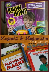 Magnets and Magnetism Lapbook & Activities