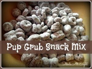 Pup Grub Snack Mix