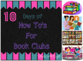 The How To's For Book Clubs: Types of Book Clubs