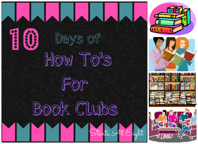 Olympians Book Club of How To's For Book Clubs