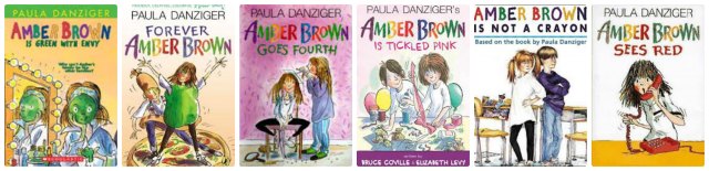 Amber Brown Book Series