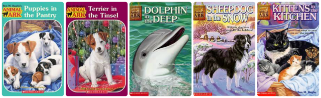 Animal Ark Book Series