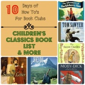 Children's Classics Book List