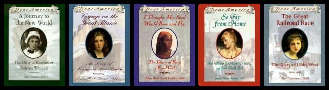Dear America Book Series