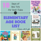 The How To's For Book Clubs: Elementary Age Book List