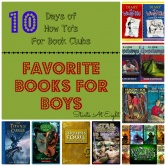The How To's For Book Clubs: Favorite Books For Boys