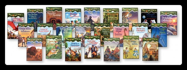 Magic Tree House Book Series