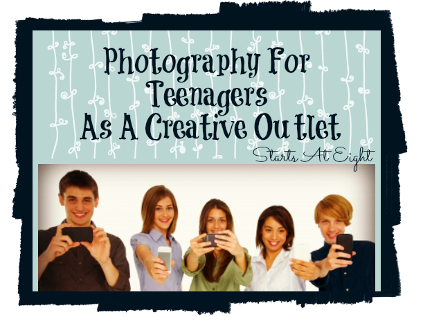 Photography For Teenagers from Starts At Eight