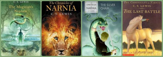 The Chronicles of Narnia Book Series