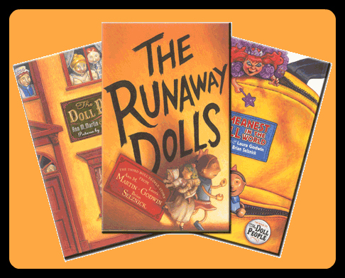 The Doll People Books